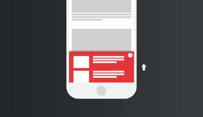 EXIT MOBILE FOOTER